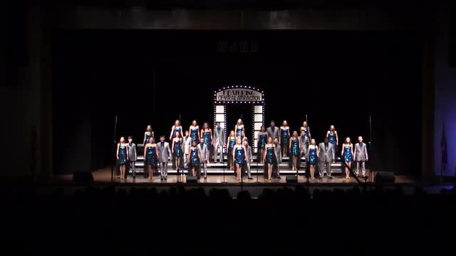 Pearl River Central High Choir - Central Attraction Finals  Performance at 2014 West Jones Show Choir in Laurel, MS