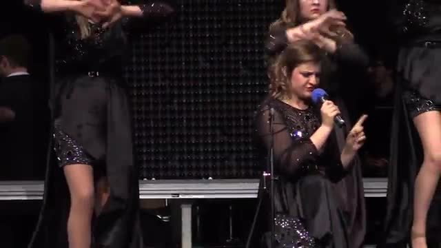 Oak Mountain High Choir Singers Performance at 2014 Diamond Classic in Albertville, AL