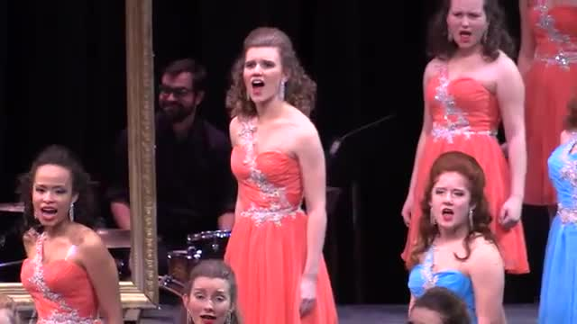 Homewood High Choir Legacy Performance at 2014 Southern Showcase in Opelika, AL