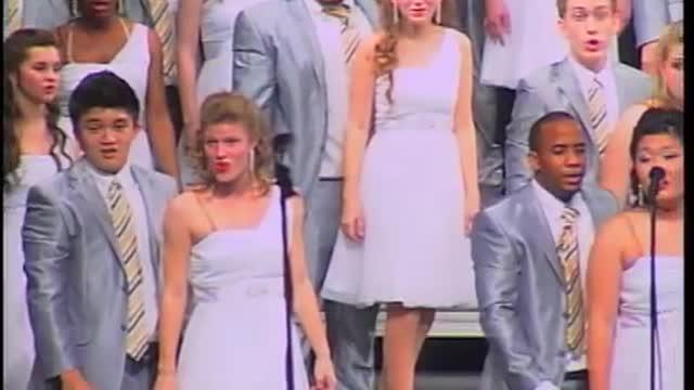 Auburn High Choir -Varsity Singers- Finals Performance at 2012 Enterprise Show Choir in Enterprise, AL