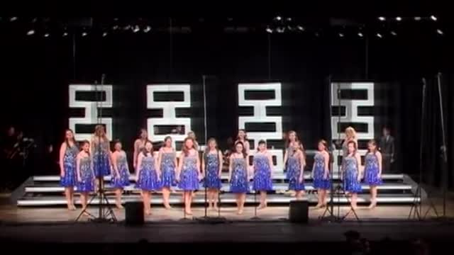 South Jones High Choir -New Edition-   Performance at 2013 South Jones Show Choir in Ellisville, MS