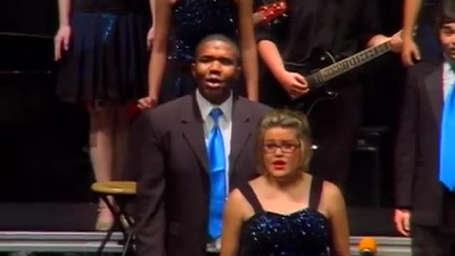 Appling County High Choir-Applause- Performance at 2013 South Central Classic in Homewood, AL