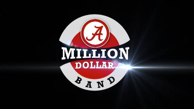 University of Alabama Million Dollar Band Senior Video 2013