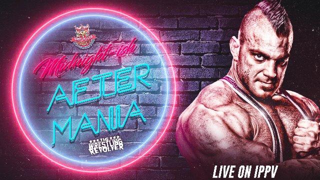 4/03/17 - MidnightAfterMania - WrestleCircus vs. Wrestling Revolver