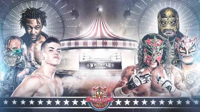 5/27/17 - WrestleCircus: Lucha Carnival