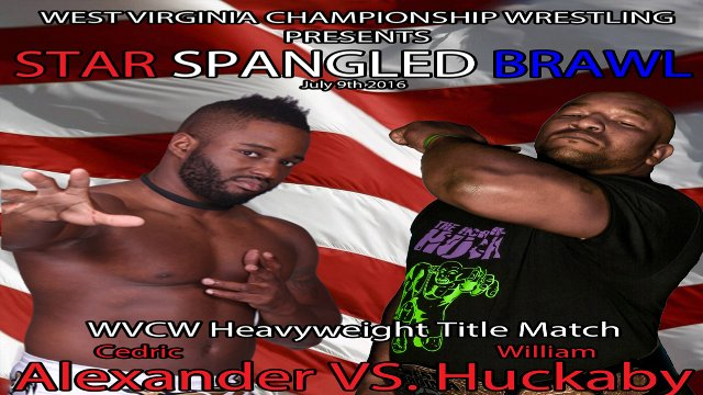 WVCW Star Spangled Brawl 2016