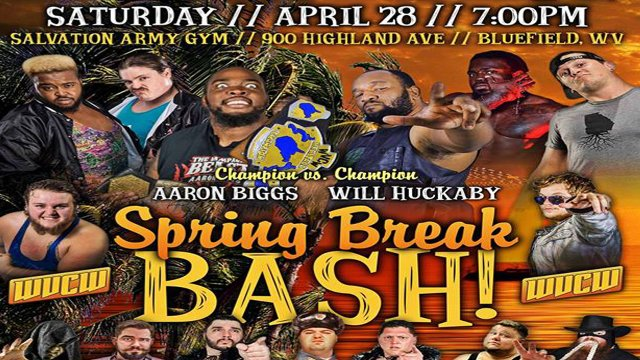 WVCW's Spring Break Bash 2018