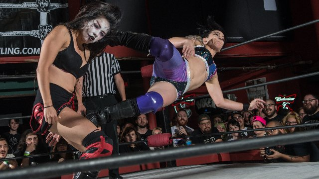 FEST Wrestling Championship Tournament Su Yung vs. Heidi Lovelace