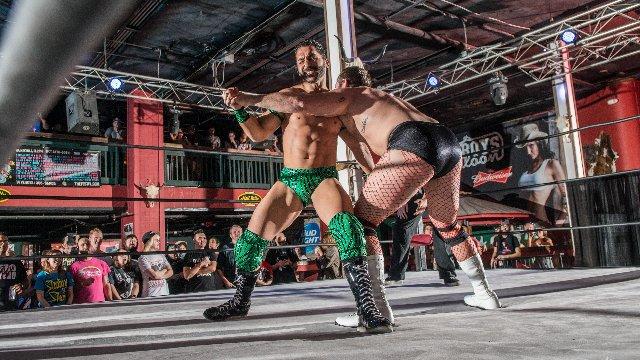FEST Wrestling's Debut Show EFFY vs. Chiseled Chase