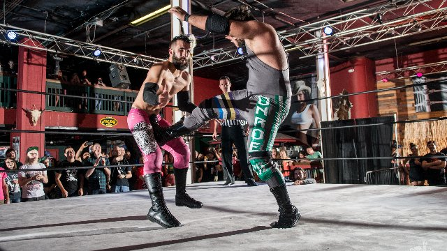 FEST Wrestling's Debut Show T.E.C.H. vs. Team Lucha