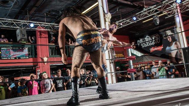 FEST Wrestling's Debut Show Beastly vs. Matt Palmer
