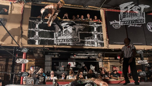 [FULL MATCH] Lio Rush vs. Matt Cross FEST WRESTLING: Bring Your Mom