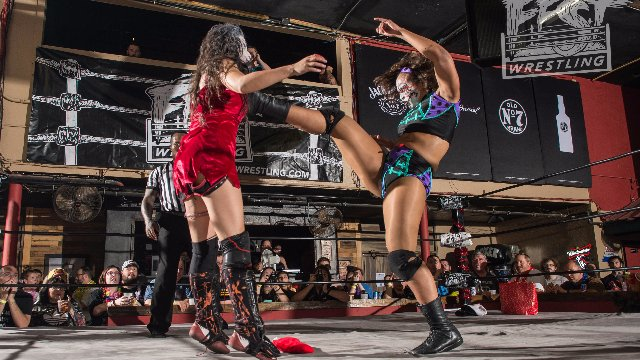 [FULL MATCH] Su Yung vs. Holidead FEST WRESTLING: XMAS IN JULY