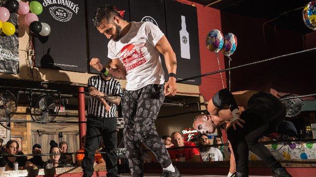 [FULL MATCH] TRIPLE THREAT MATCH: Saieve Al Sabah vs. Darby Allin vs. Lucha Cruz #1ANVBASH