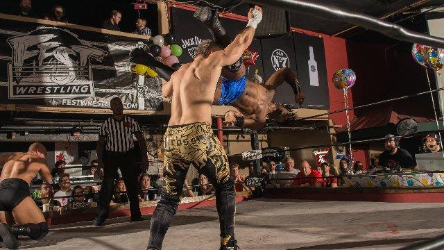 [FULL MATCH] DEFY CHAMPIONSHIP MATCH Martin Stone vs. Matt Cross vs. Shane Strickland (C)