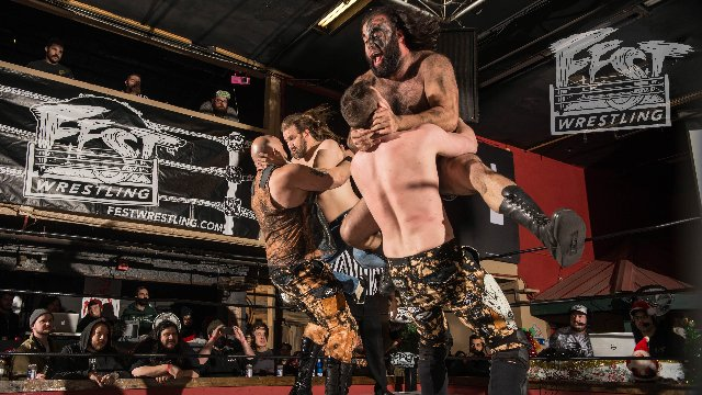[FULL MATCH] AWAKEN vs. Beastly & Milo Beasley #PickleInTheTree2