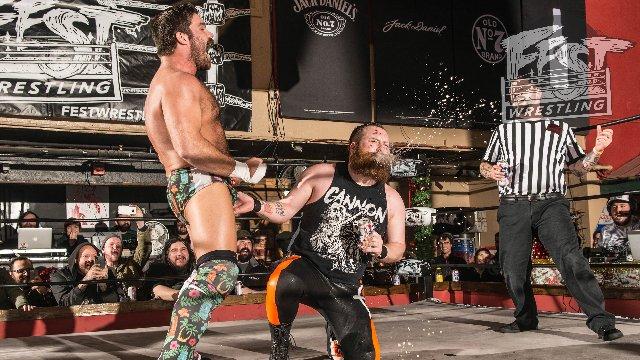 [FULL MATCH] Arik Cannon vs. Joey Ryan F1RST Wrestling Championship Match