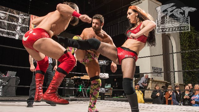 [FULL MATCH] Priscilla Kelly vs. VANDAL vs. Joey Ryan - Triple Threat Match #BRAWLBYTHEBEACH