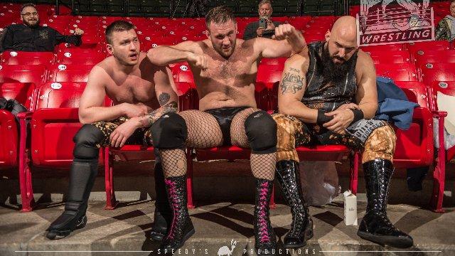 [FULL MATCH] Effy vs. Leon Scott vs. Wolfe Taylor - Triple Threat Match #BRAWLBYTHEBEACH