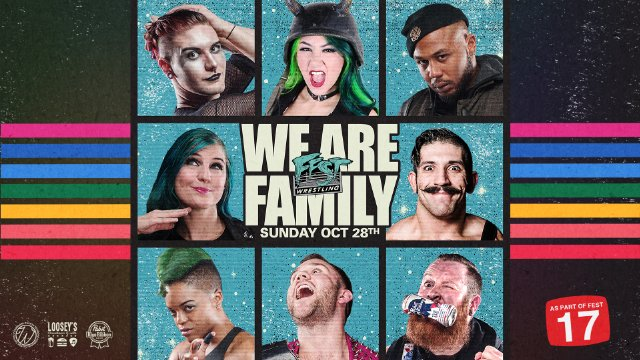 FEST - WE ARE FAMILY 10.28.18