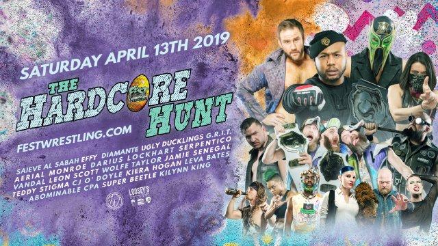 FEST - Hardcore Hunt 2 / 4.13.19