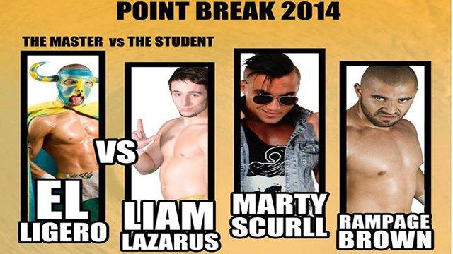 Point Break 03-05-14