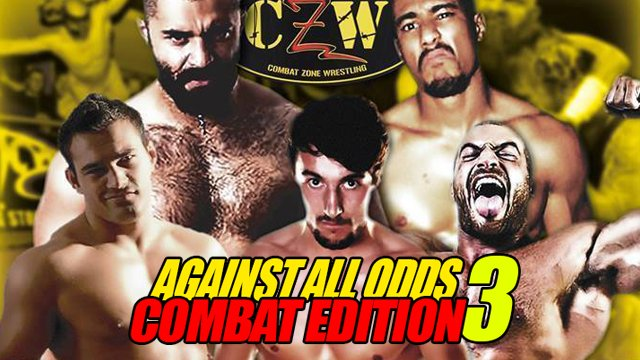 Against All Odds 3: Combat Edition 20-11-16