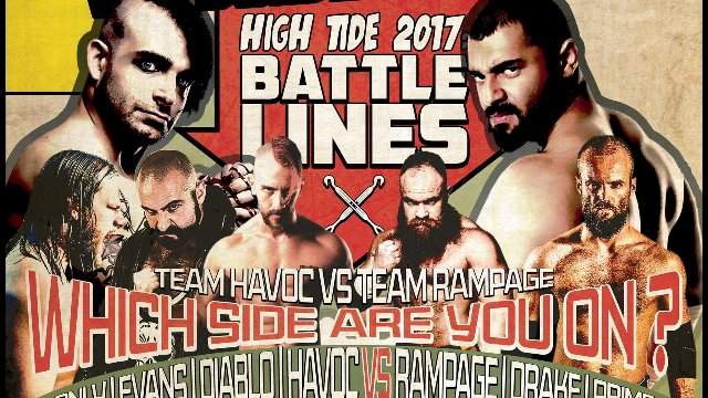 High Tide 17: Battle Lines