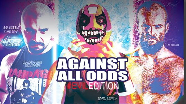 Against All Odds 4: Evil Edition 22-10-17
