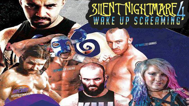 Silent Nightmare 4: Wake up Screaming 16-12-17