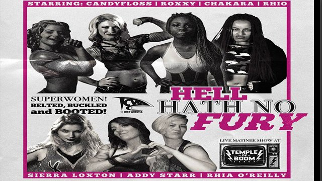 Hell Hath No Fury 22-07-18