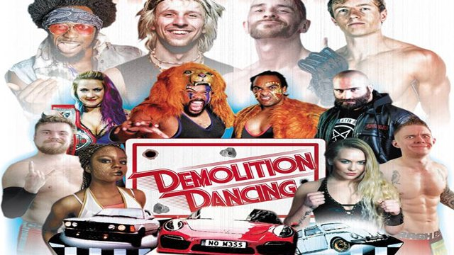 TCW Demolition Dancing 31-03-19