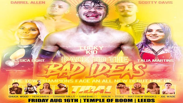 TCW Back To The Bad Ideas 16-08-19