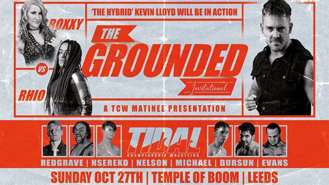 TCW Grounded Invitational 27-10-19