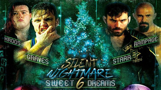 TCW #82 Silent Nightmare 6: Sweet Dreams 27-12-19