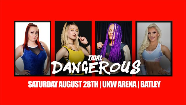 TCW #85 Dangerous 28-08-21