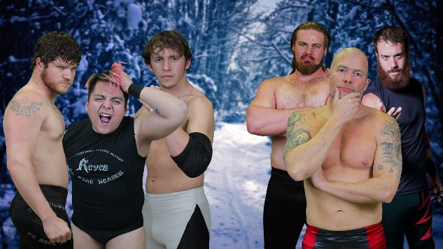 Six Man Tag Team Match