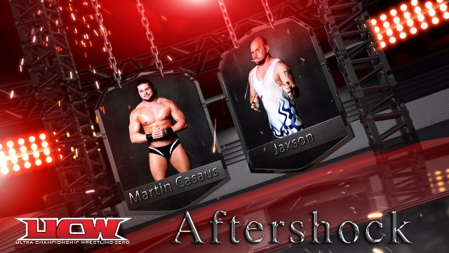 Martin Casaus VS Jaxon at Aftershock