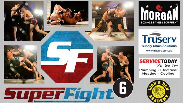 Superfight MMA 6