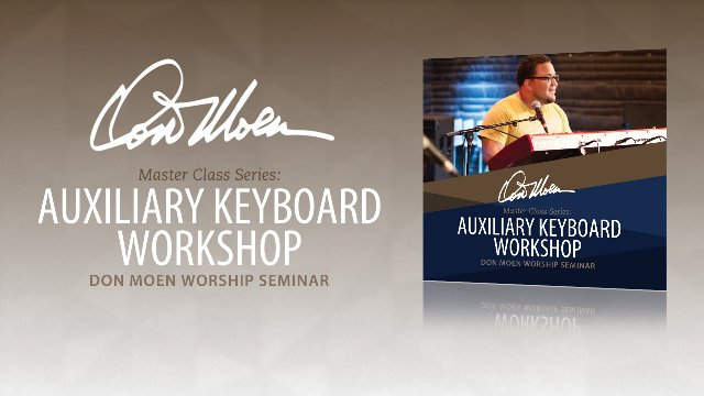 Auxiliary Keyboard Workshop