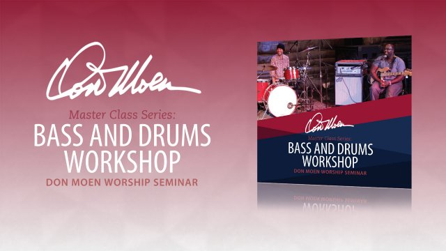 Bass and Drums Workshop