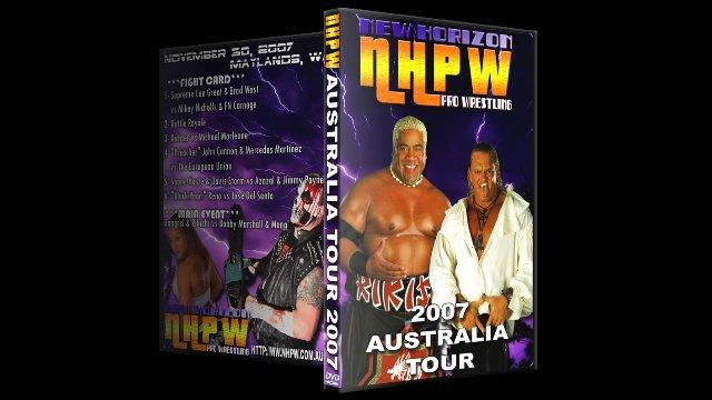 NHPW Australia Tour 2007